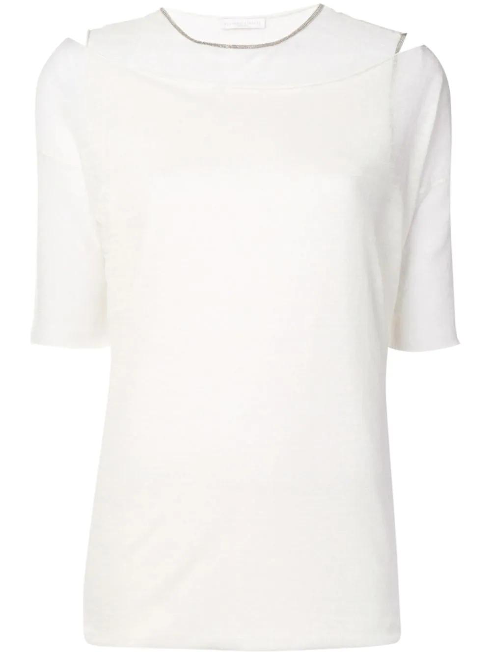 Fabiana Filippi | Fabiana Filippi классическая футболка | Clouty