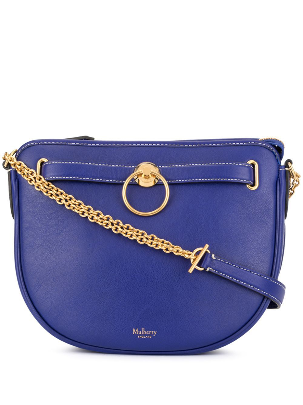 Mulberry | классическая маленькая сумка Brockwell | Clouty