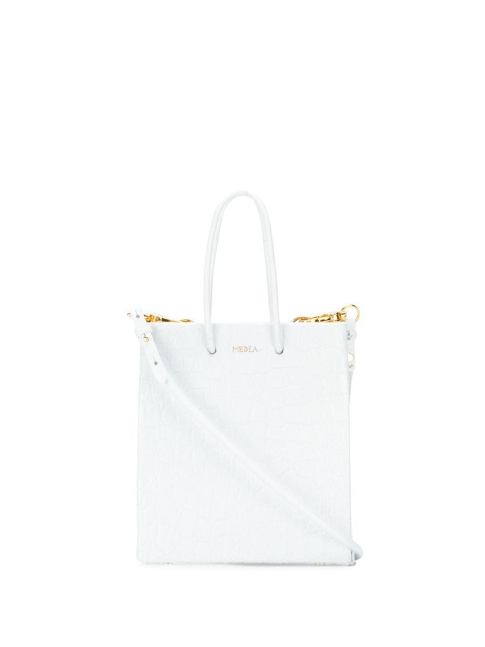 Medea | сумка через плечо с эффектом крокодиловой кожи | Clouty
