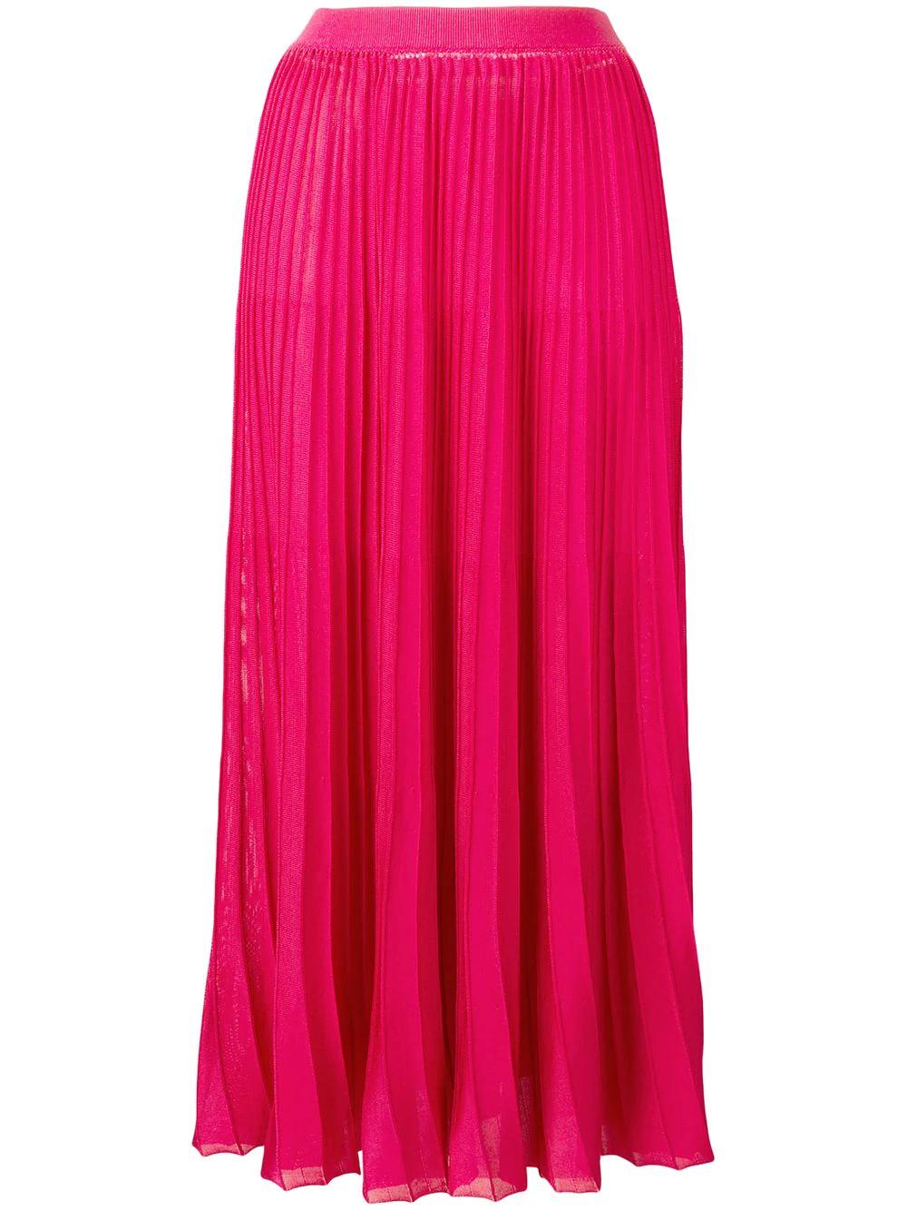 Sonia Rykiel | плиссированная юбка миди | Clouty