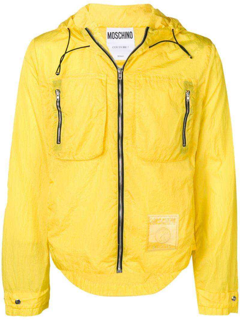 MOSCHINO | куртка с нагрудными карманами | Clouty