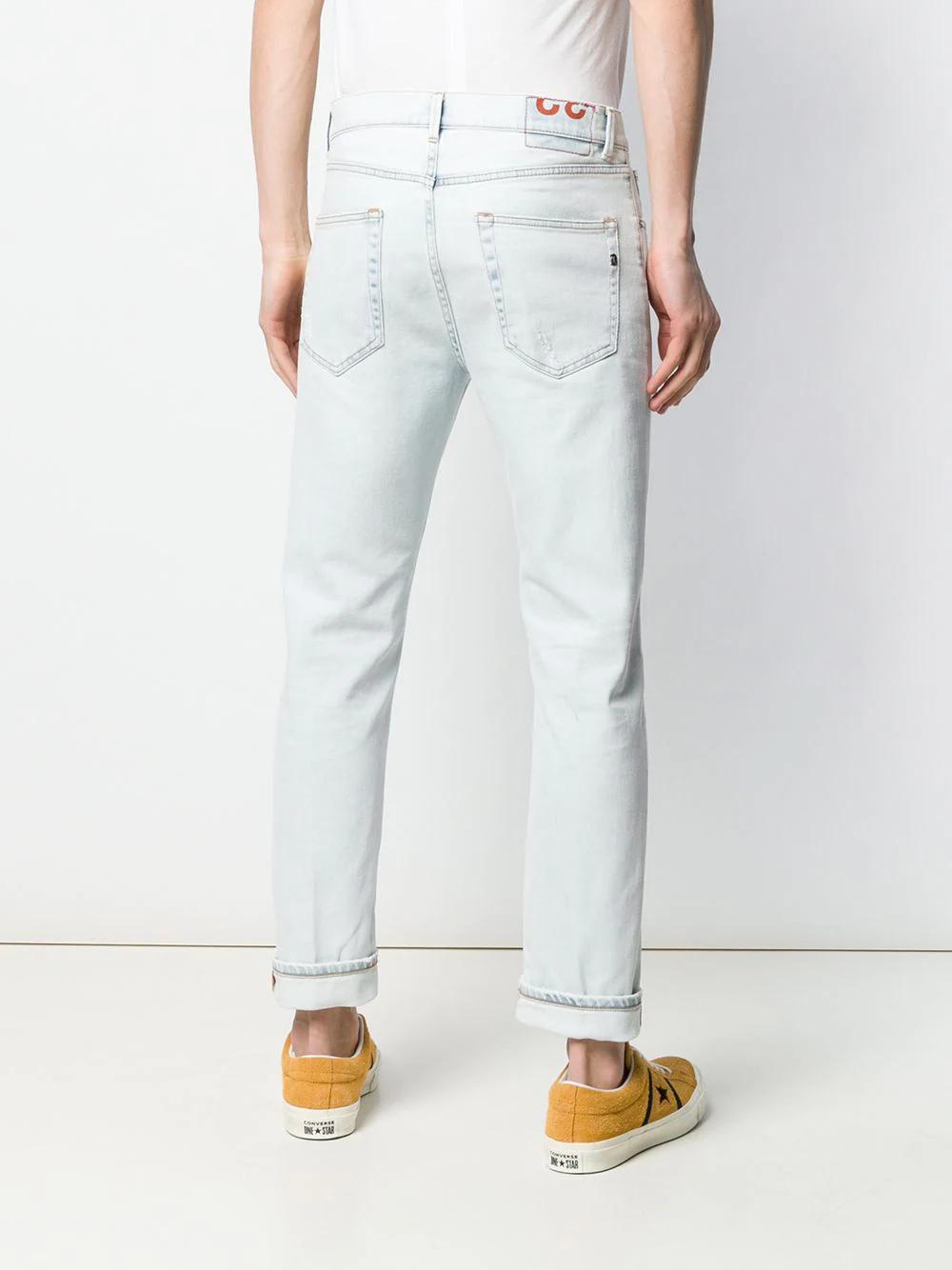 Dondup | узкие джинсы | Clouty