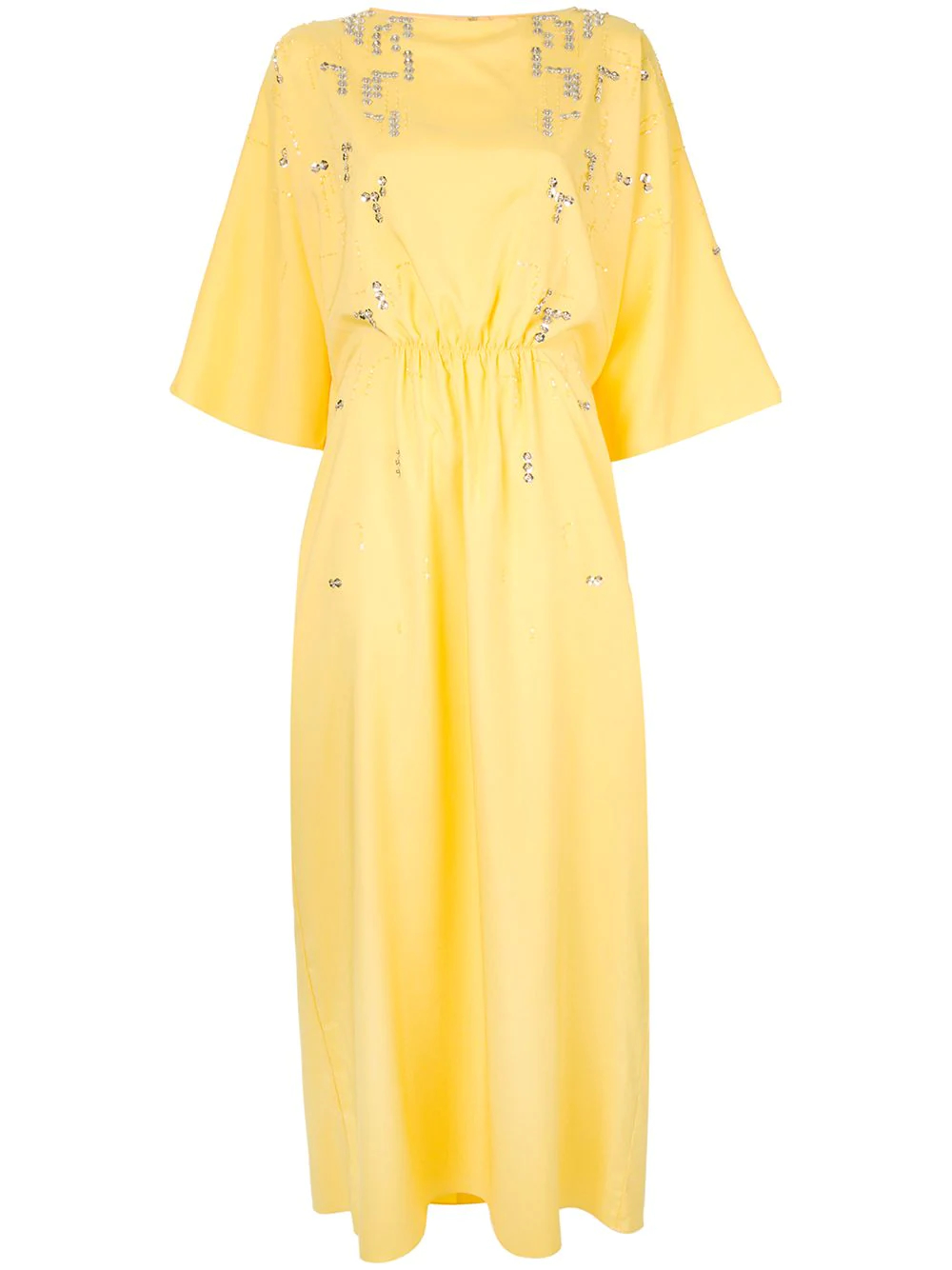 Rami Al Ali | платье макси с пайетками | Clouty