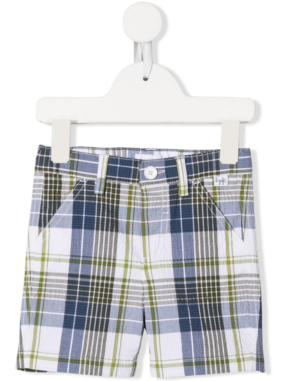 Il Gufo   шорты в стиле casual   Clouty