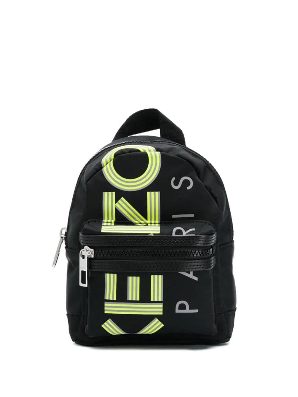 KENZO   маленький рюкзак с логотипом   Clouty