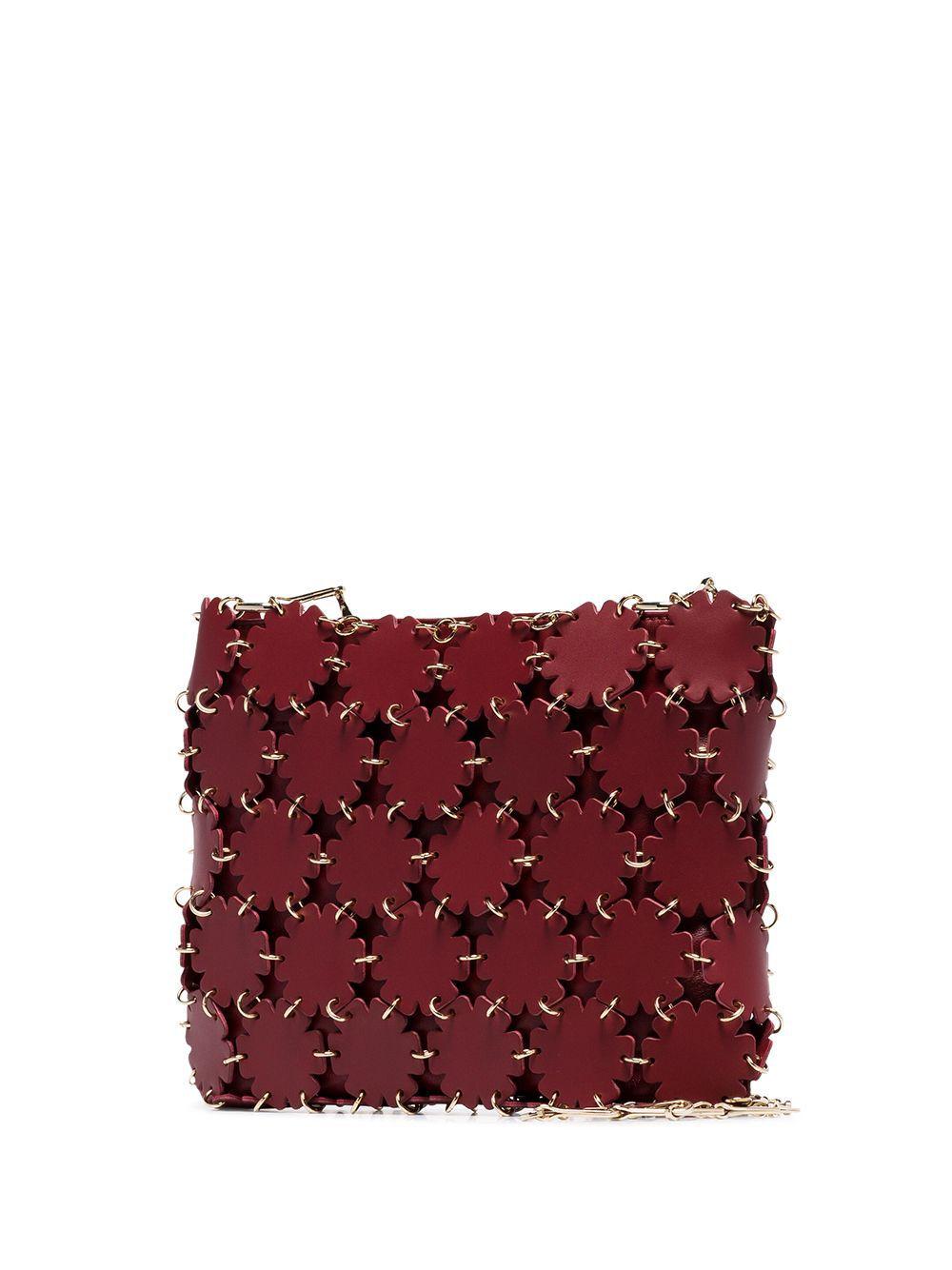 Paco Rabanne | сумка на плечо Iconic 1969 Blossom | Clouty