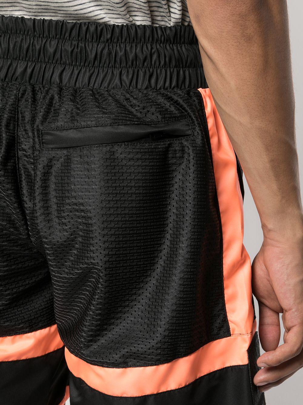 Daniel Patrick | Daniel Patrick спортивные шорты свободного кроя | Clouty