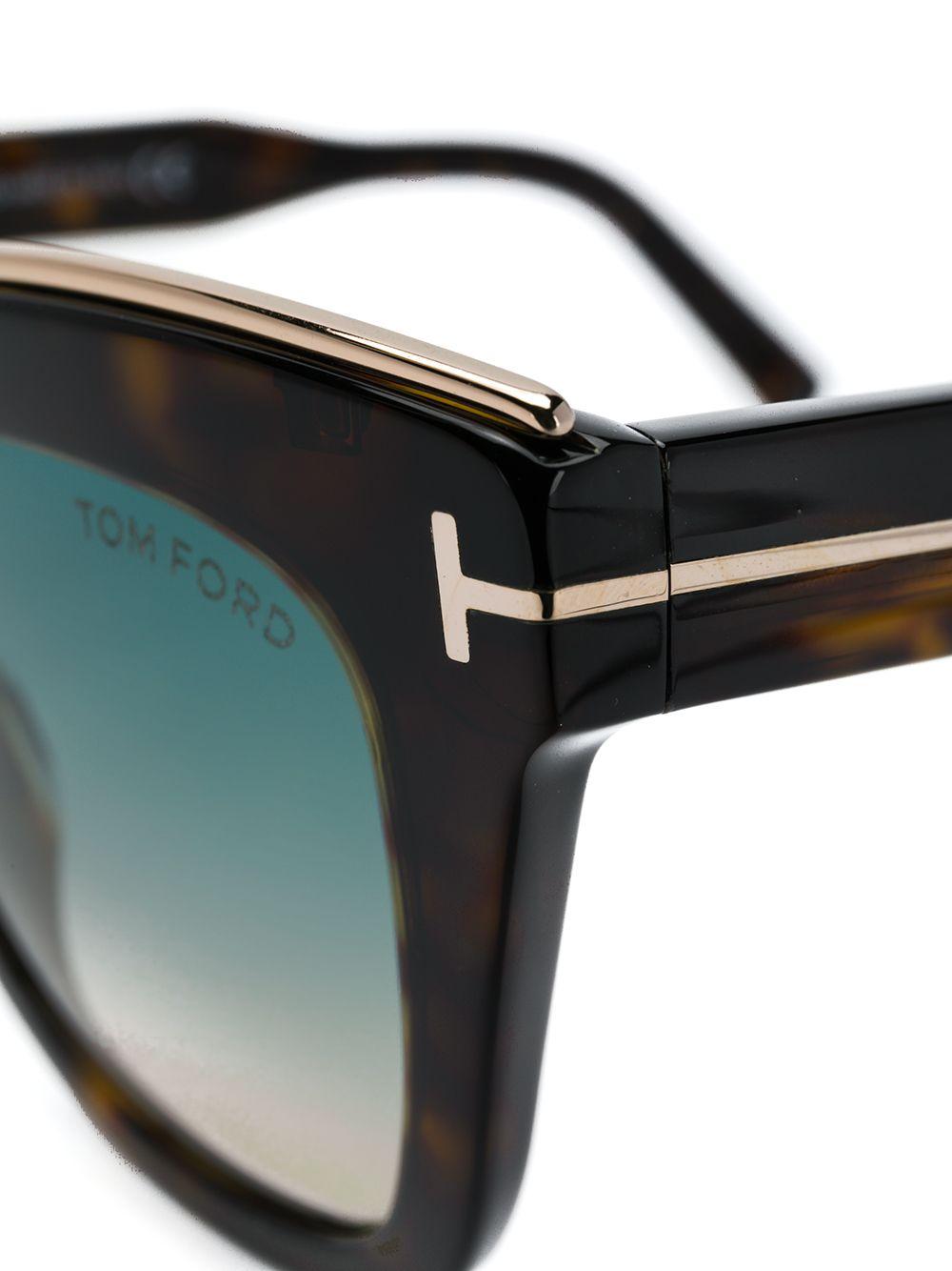 Tom Ford | солнцезащитные очки Julie | Clouty