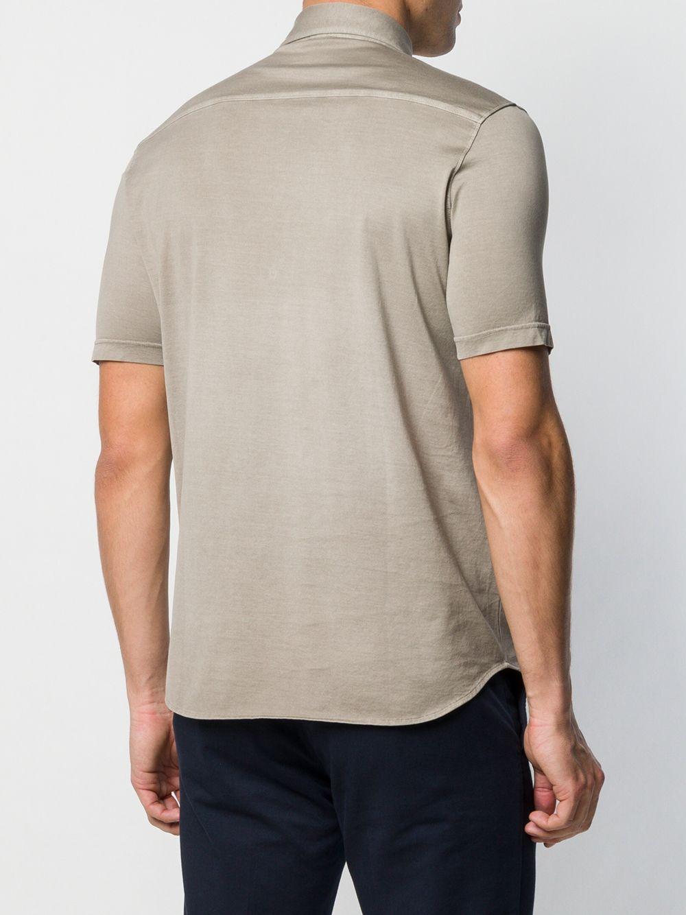 Dell'oglio | рубашка-поло кроя слим | Clouty