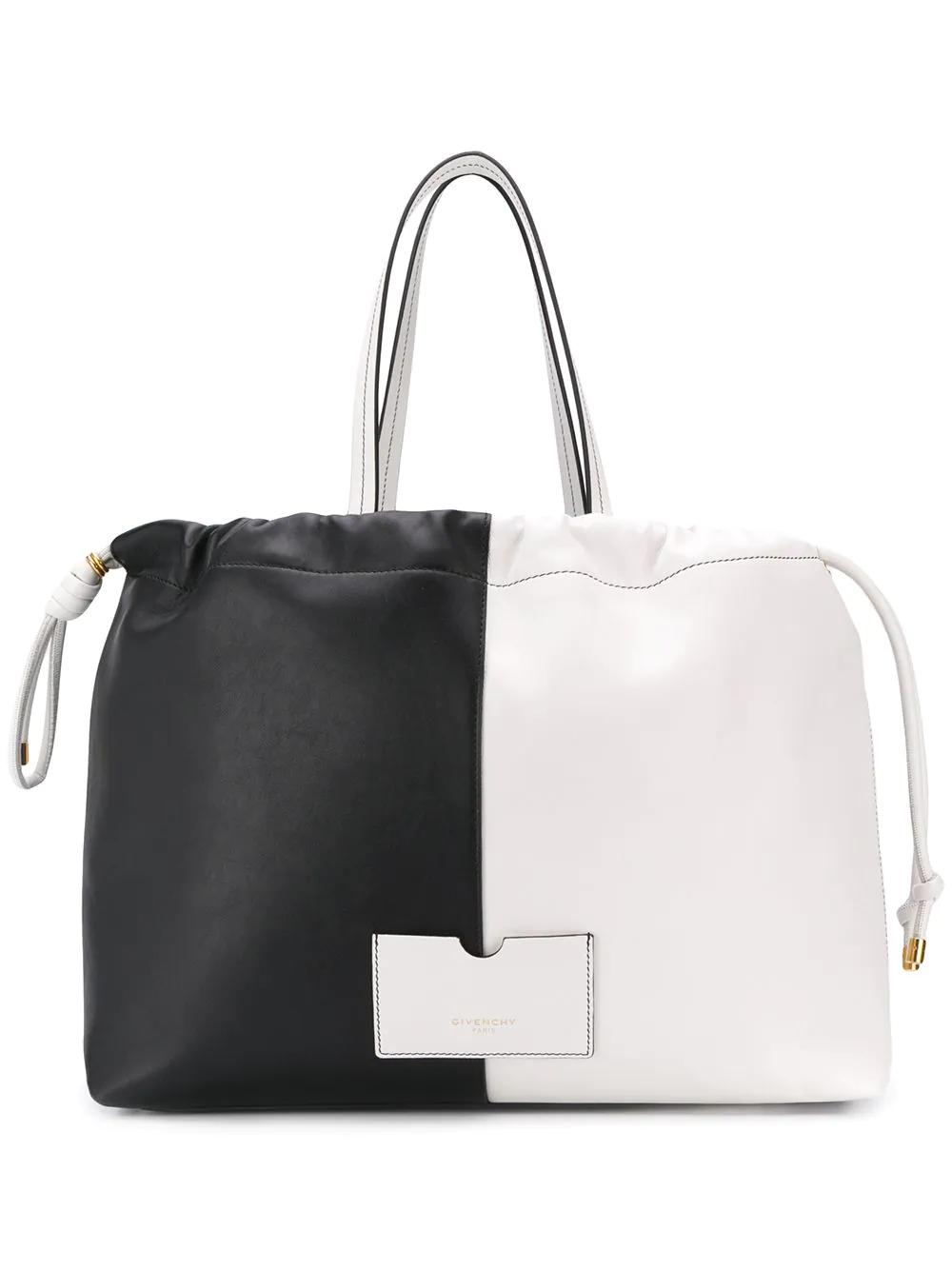 GIVENCHY   объемная сумка-тоут   Clouty