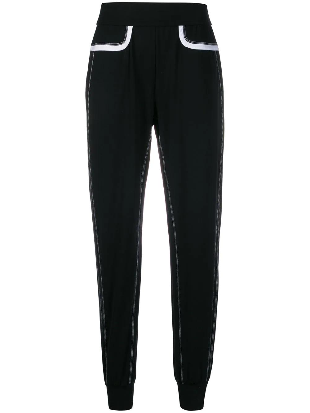 No Ka'Oi | спортивные брюки с контрастной строчкой | Clouty