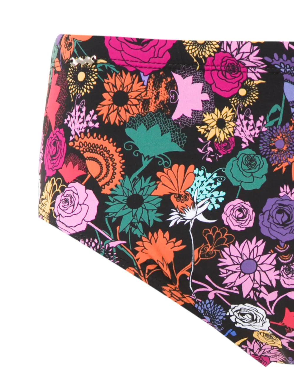 Amir Slama   Amir Slama плавки с цветочным принтом   Clouty