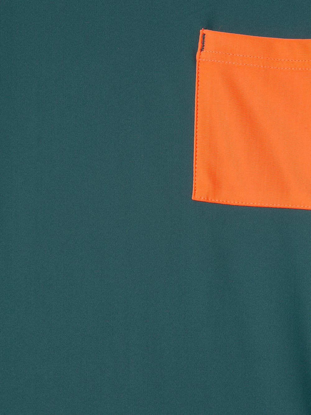 SUNUVA | Sunuva футболка с контрастными рукавами | Clouty