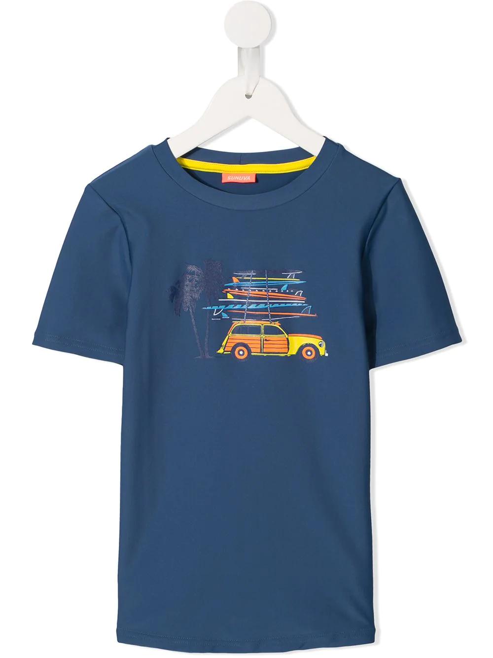 SUNUVA   Sunuva футболка с принтом   Clouty