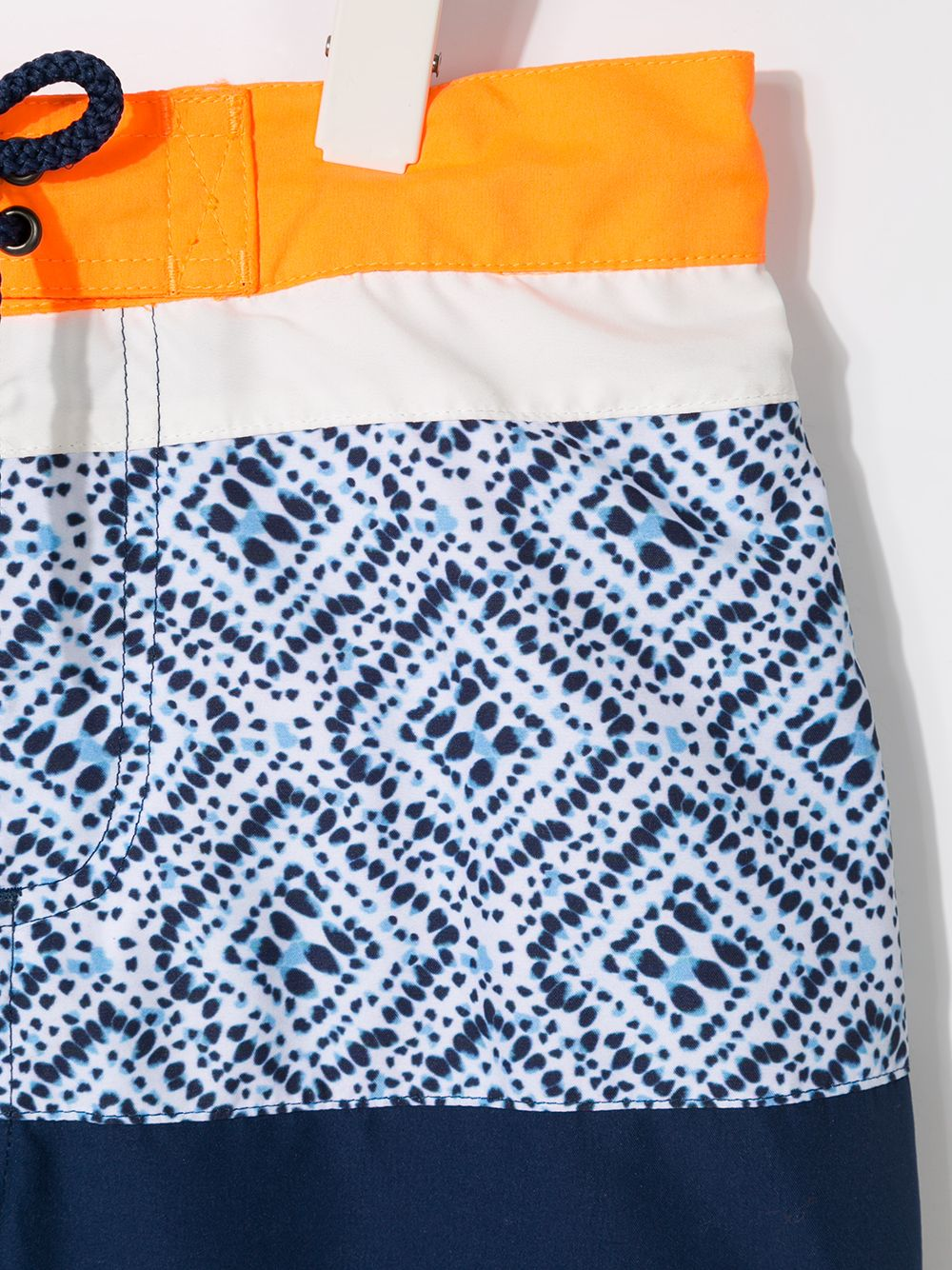 SUNUVA | Sunuva шорты в стиле колор-блок | Clouty