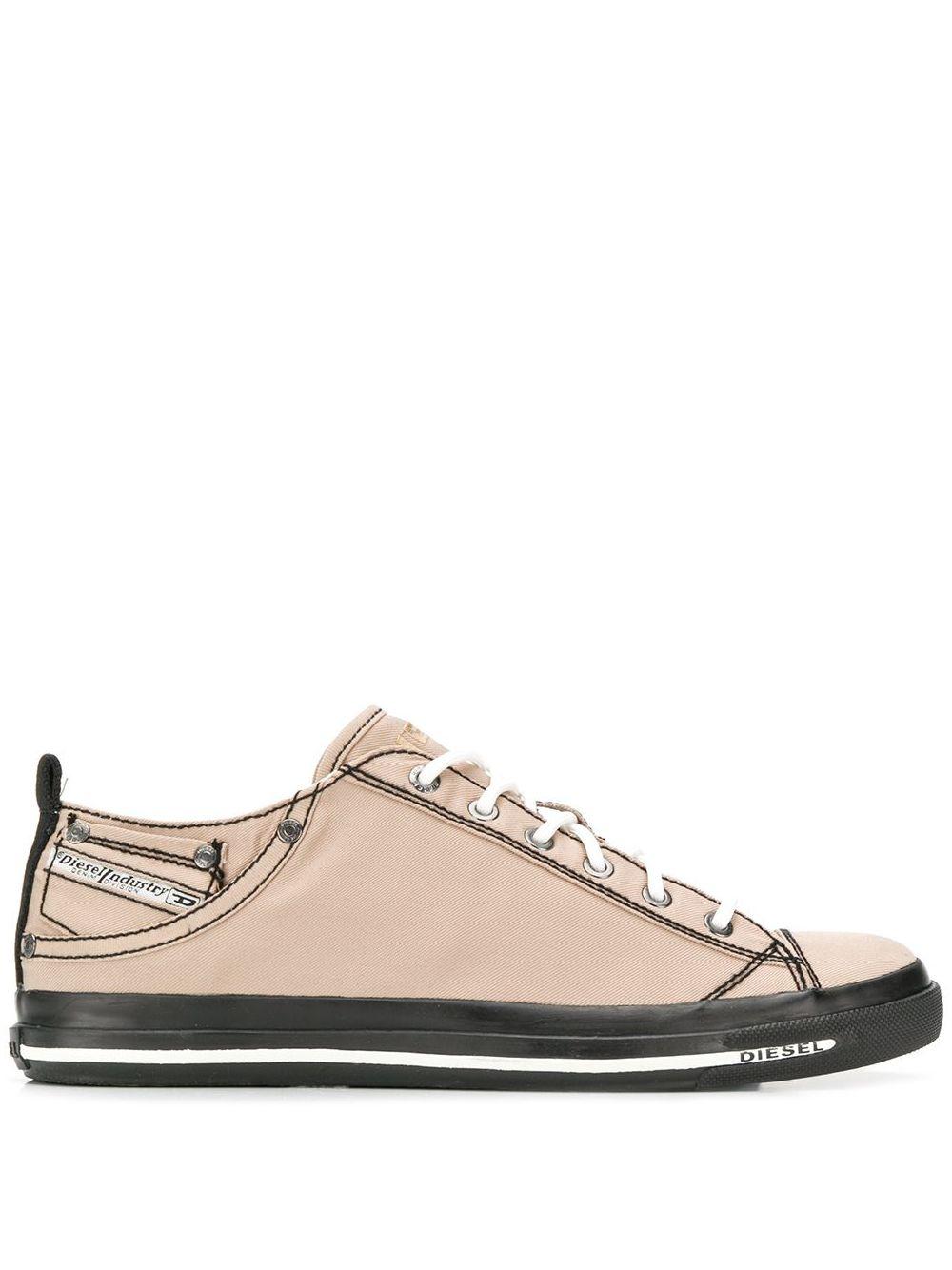 DIESEL | кеды на шнуровке | Clouty