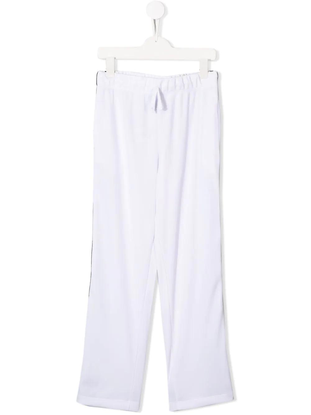 Chiara Ferragni   брюки с лампасами   Clouty