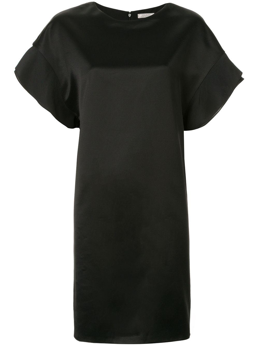 NINA RICCI | короткое платье-футболка | Clouty