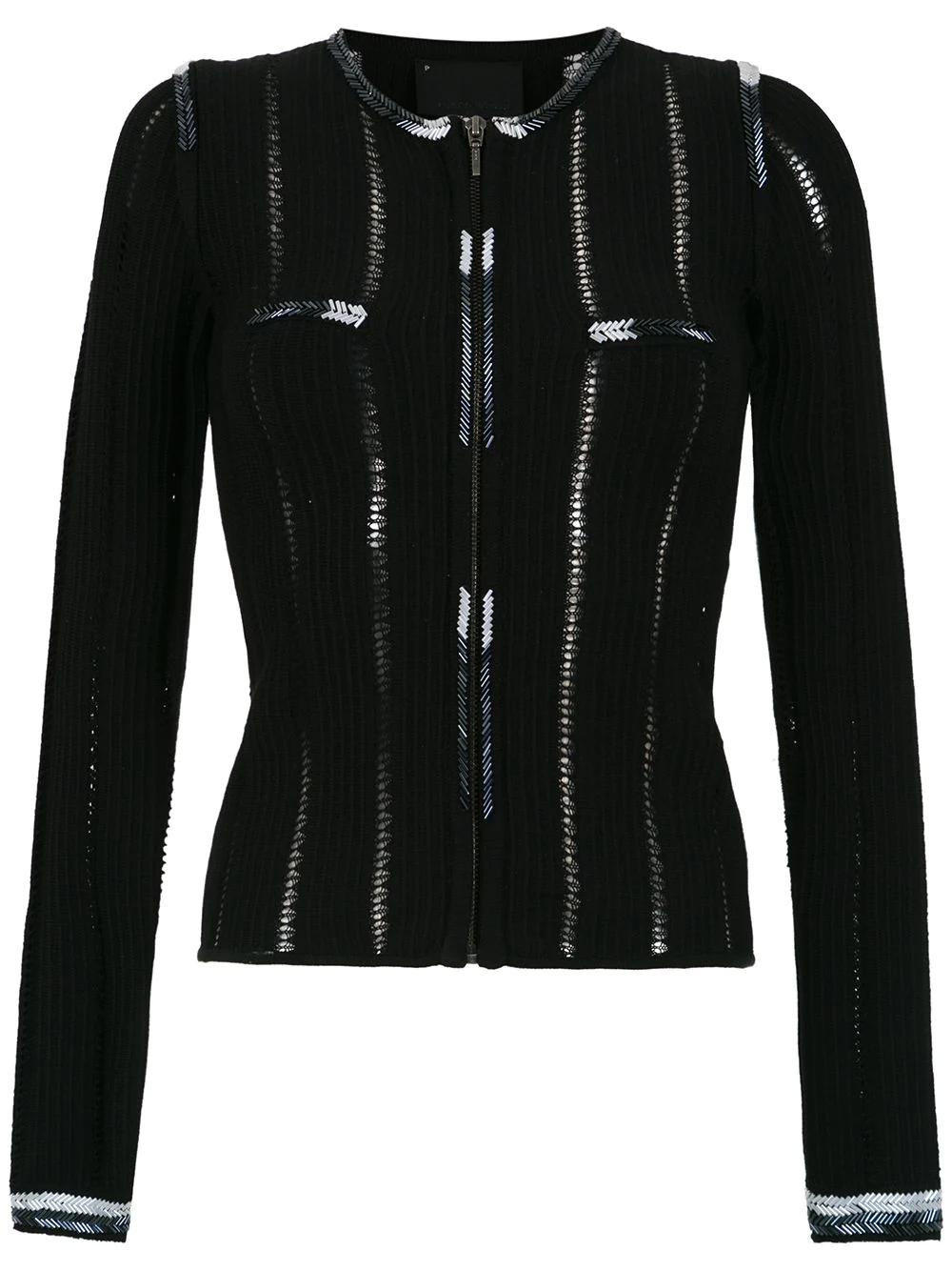 Andrea Bogosian   трикотажная блузка   Clouty