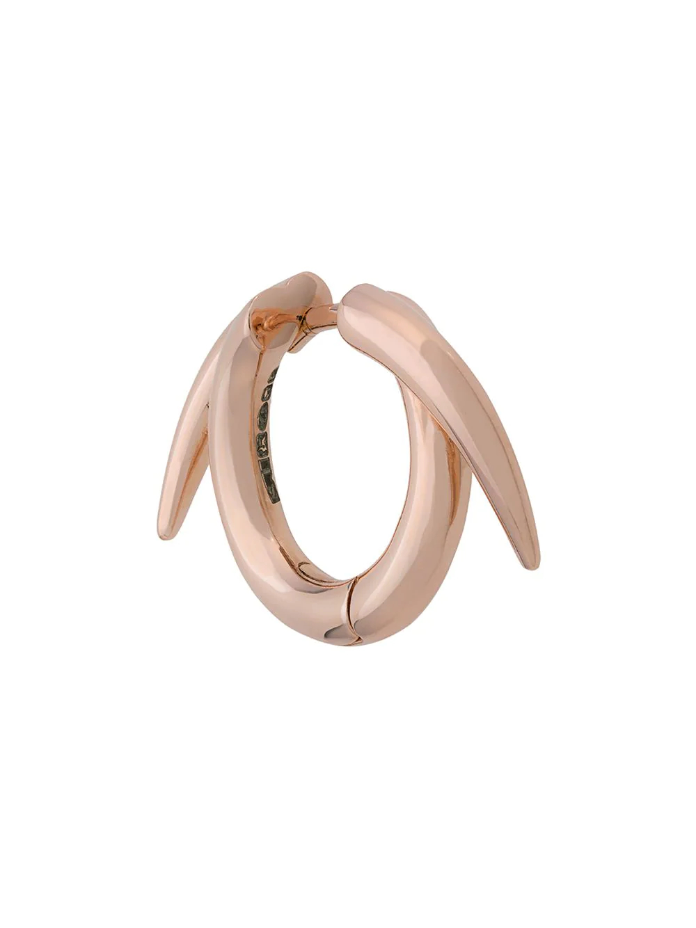Shaun Leane | Thorned hoop earring | Clouty