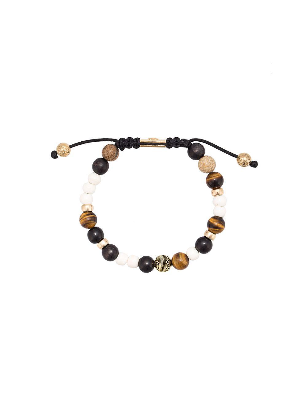 Nialaya Jewelry   браслет из бусин   Clouty