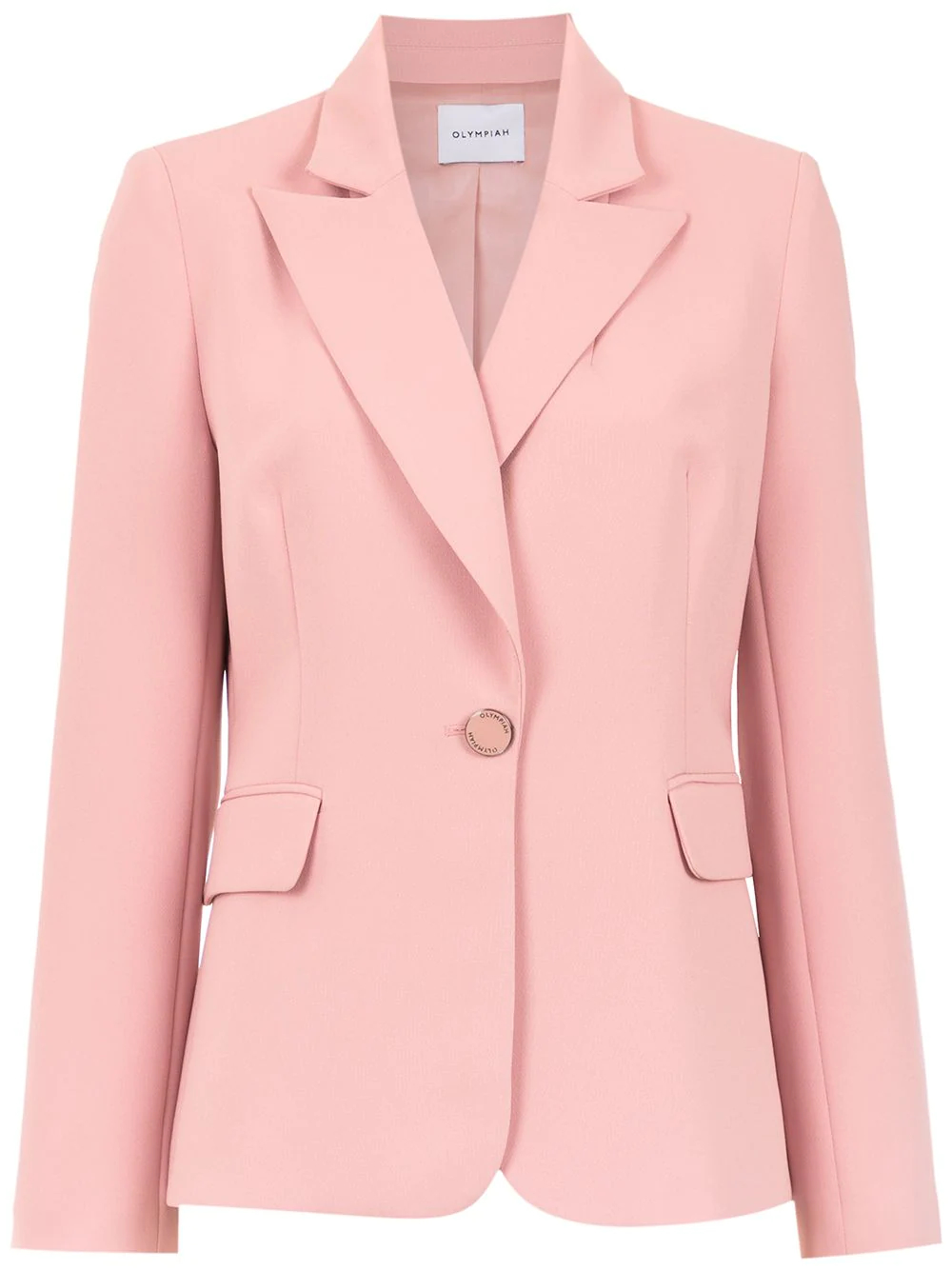 Olympiah | Paradiso panelled blazer | Clouty