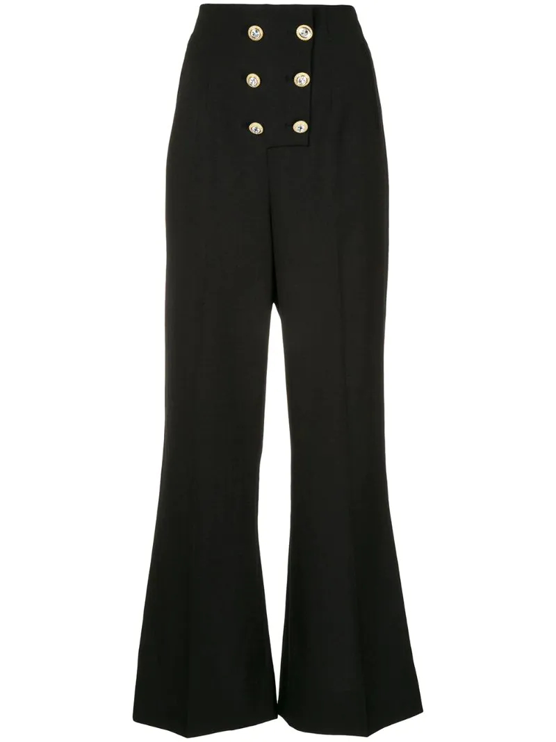 Alice Mccall | Higher Ground wide-leg trousers | Clouty