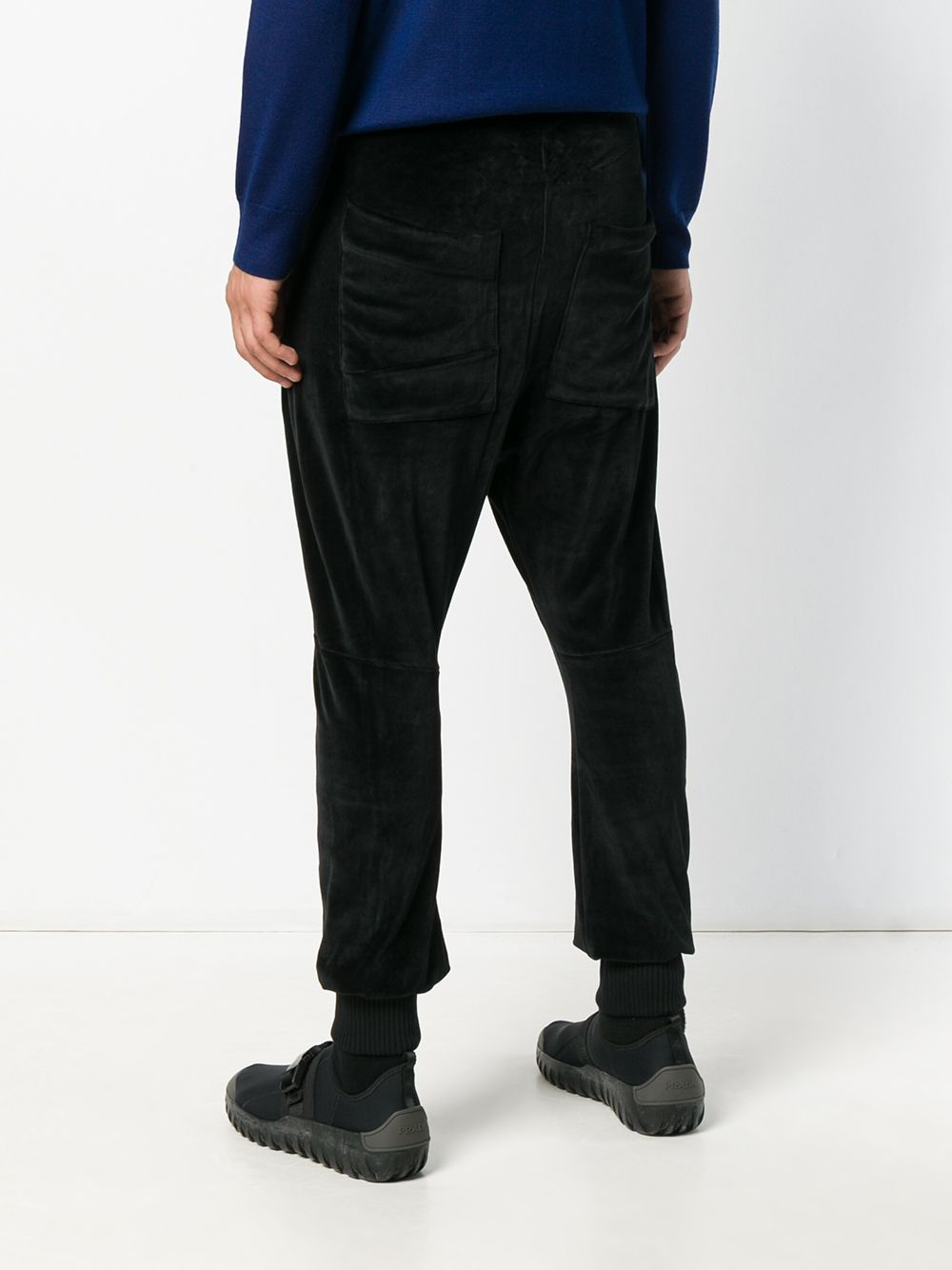 Thom Krom | tapered track pants | Clouty