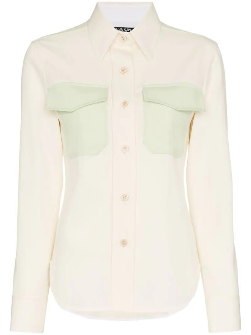 Calvin Klein | рубашка в стиле вестерн | Clouty