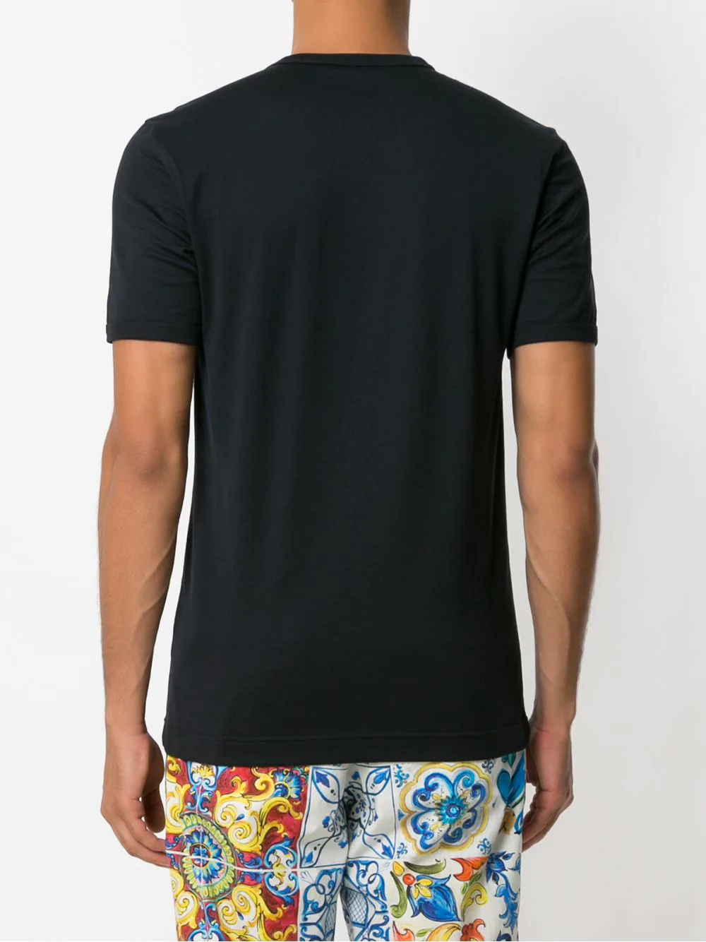 Dolce & Gabbana   футболка с короткими рукавами   Clouty