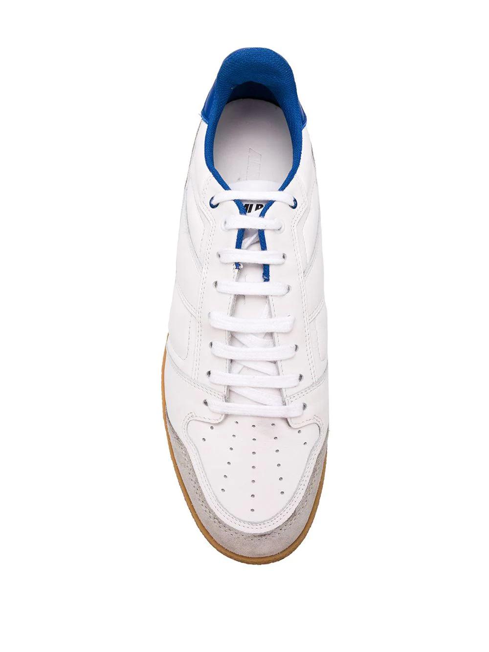 AMI | кроссовки на шнуровке | Clouty