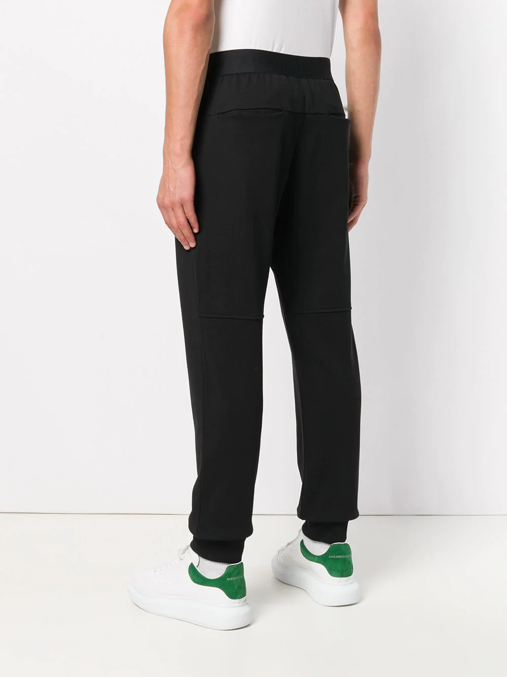 Helmut Lang | cuffed joggers | Clouty