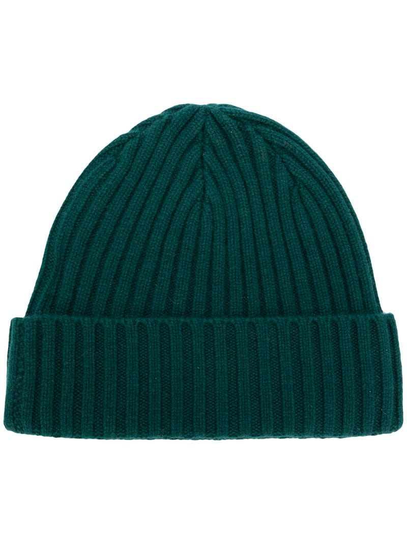 N.Peal | ribbed beanie | Clouty