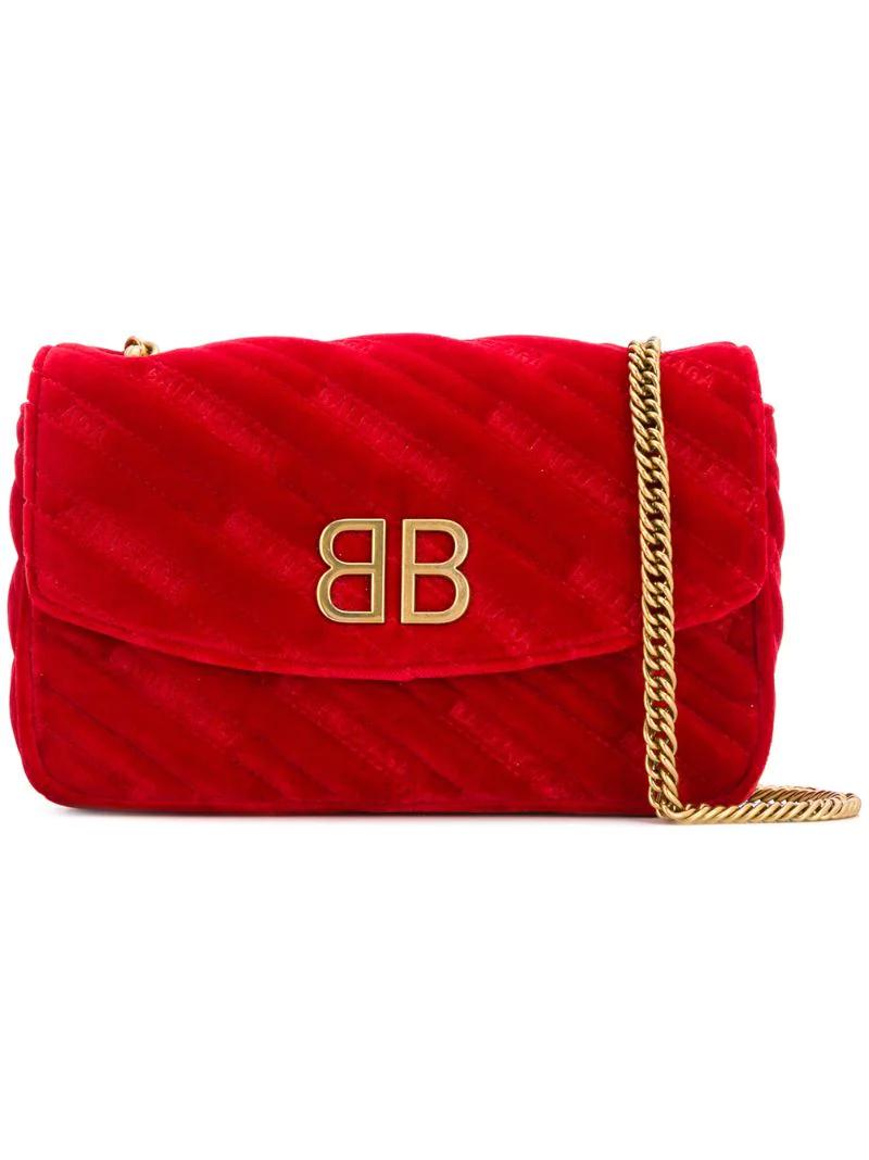 Balenciaga | сумка через плечо 'BB Reporter' | Clouty