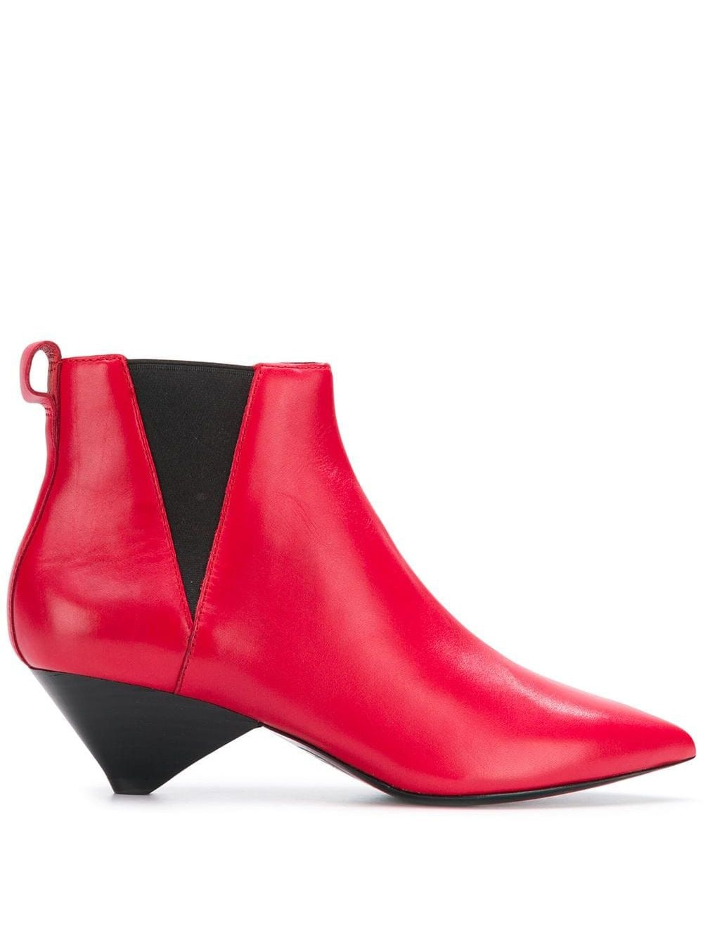 ASH | kitten heel boots | Clouty