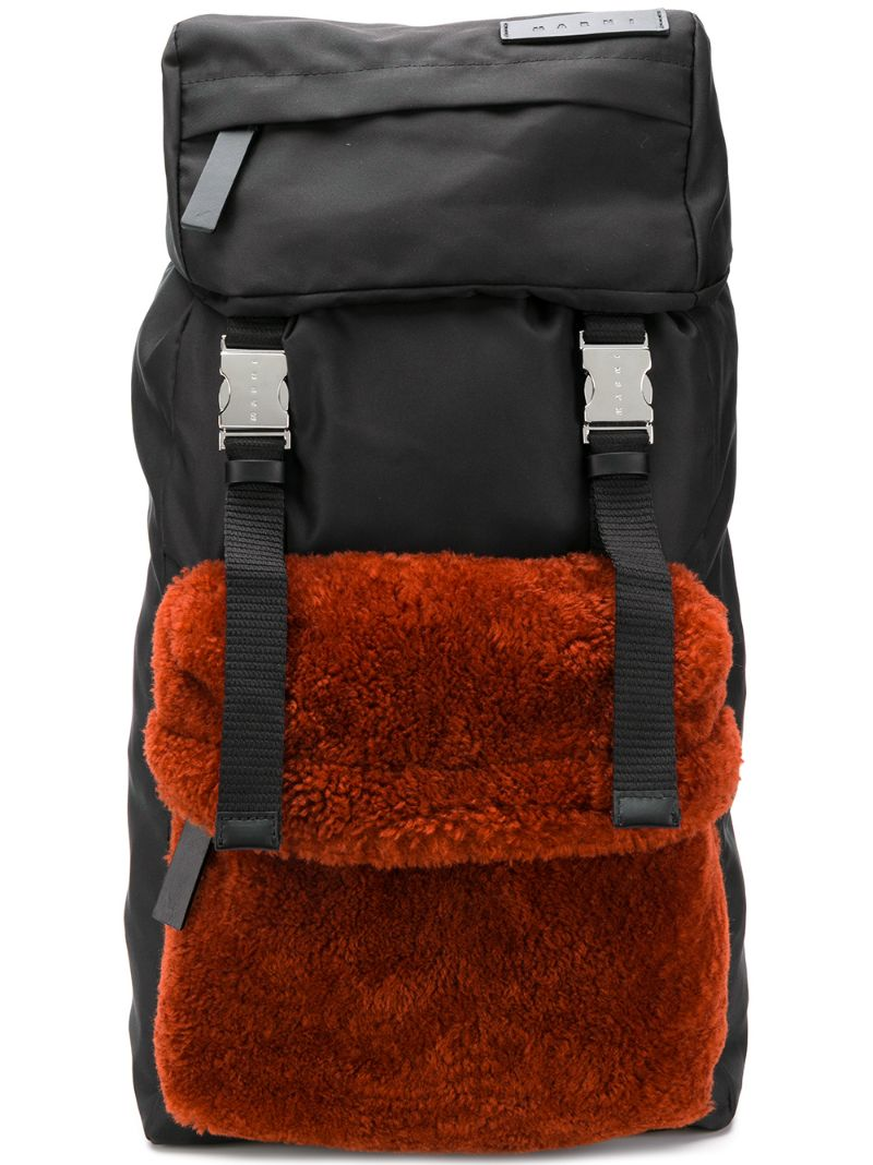 Marni | colour block backpack | Clouty