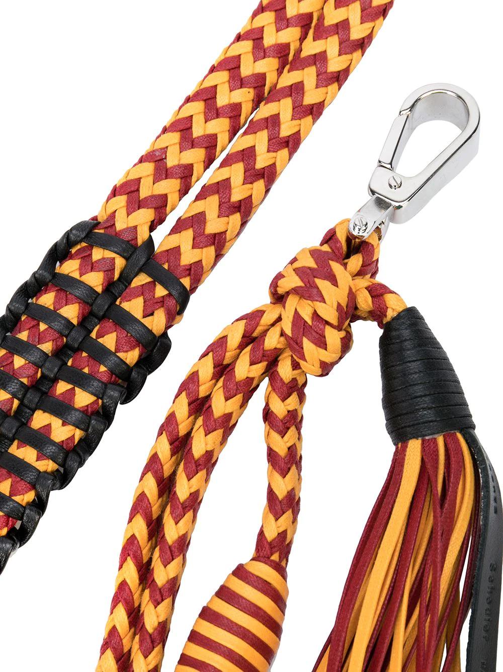 Proenza Schouler | Proenza Schouler плетенный ремешок | Clouty