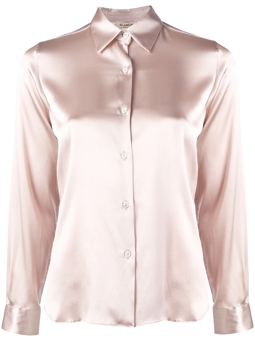 Blanca | classic evening shirt | Clouty