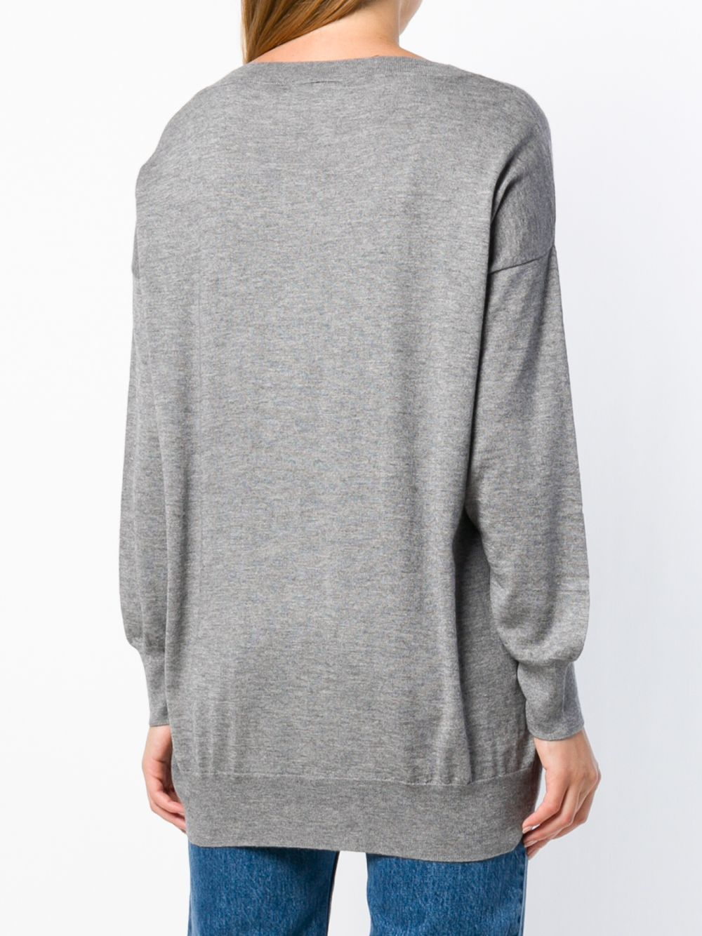 Snobby Sheep | boat neck jumper | Clouty