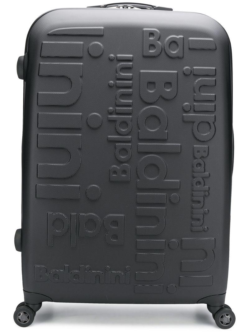 Baldinini | чемодан 'Set 315' с тиснением логотипа | Clouty