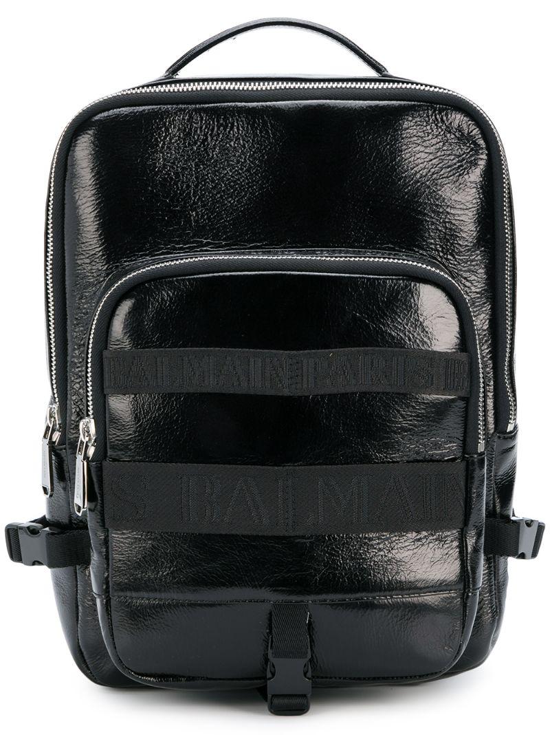 BALMAIN | one strap backpack | Clouty
