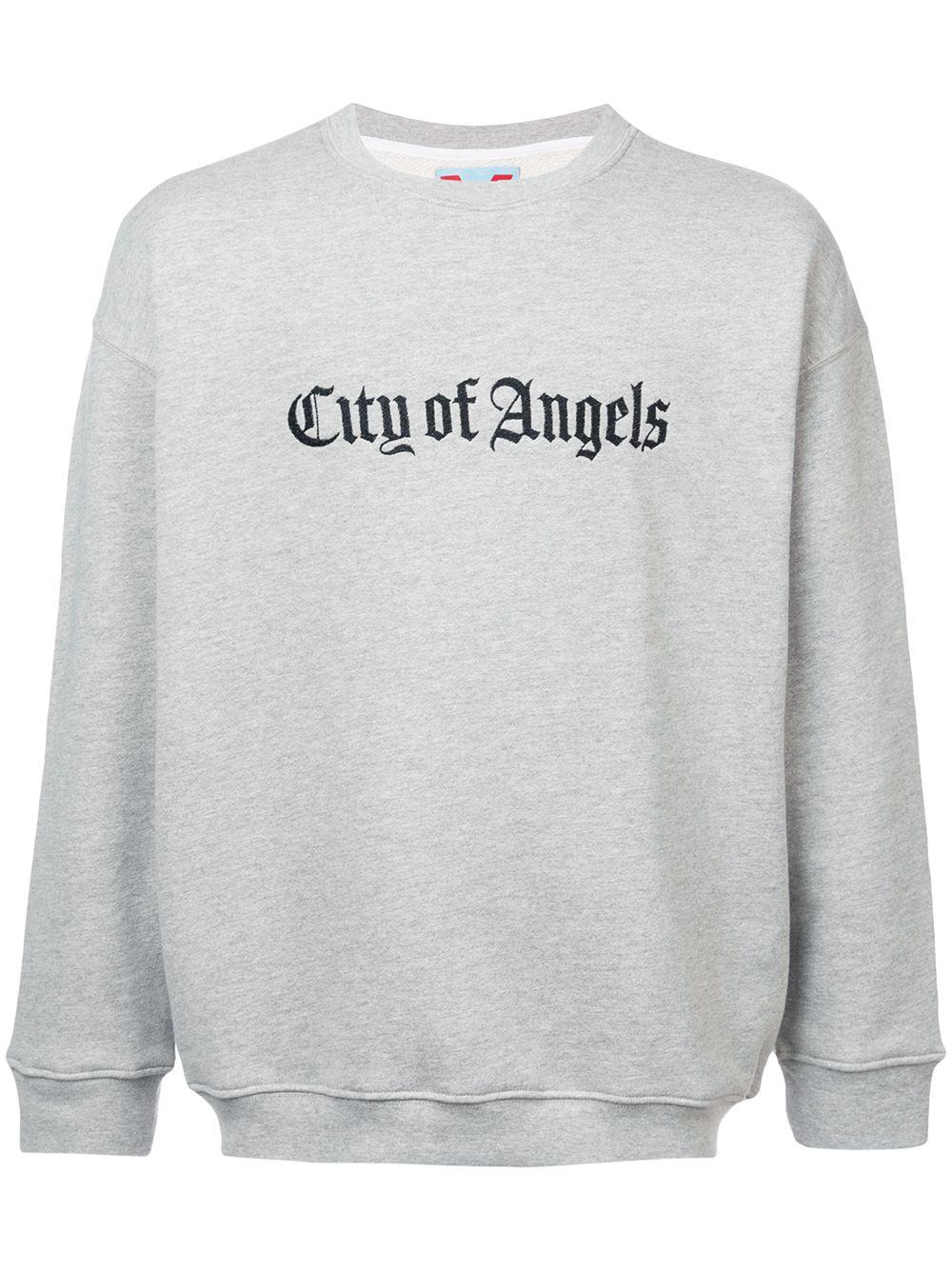 Adaptation | Adaptation толстовка 'City of Angels' | Clouty