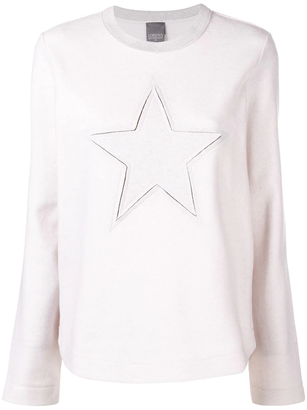 Lorena Antoniazzi | Star sweater | Clouty