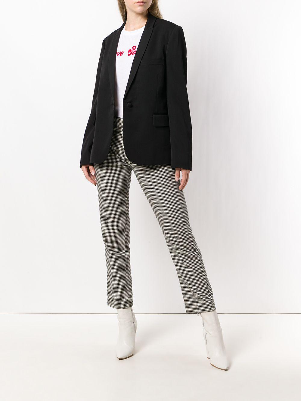 Stella McCartney | структурированный блейзер | Clouty