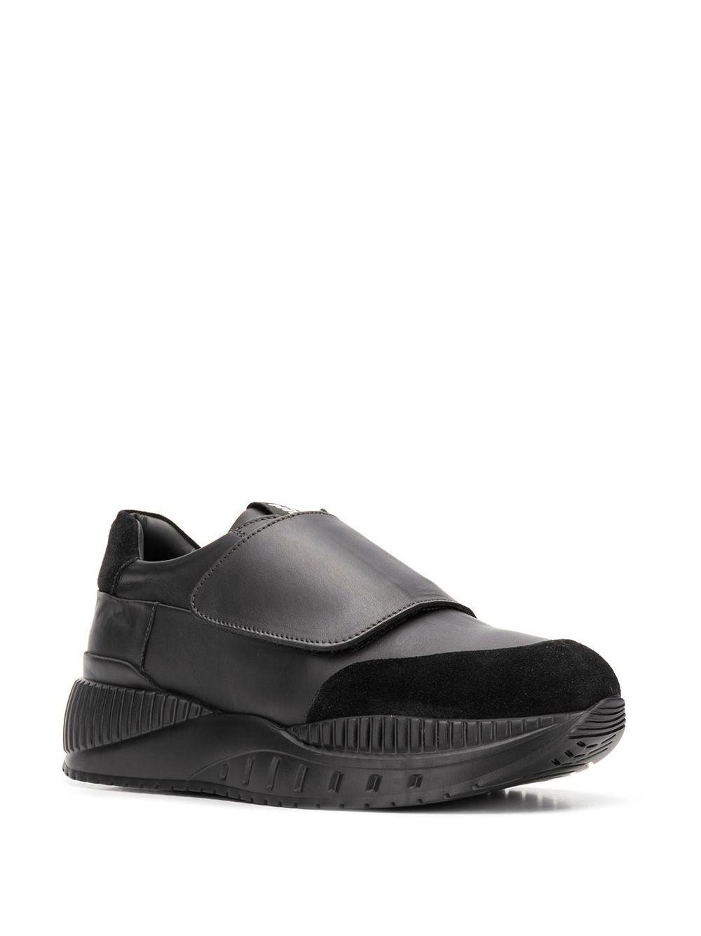 Emporio Armani | Emporio Armani кроссовки на липучке | Clouty