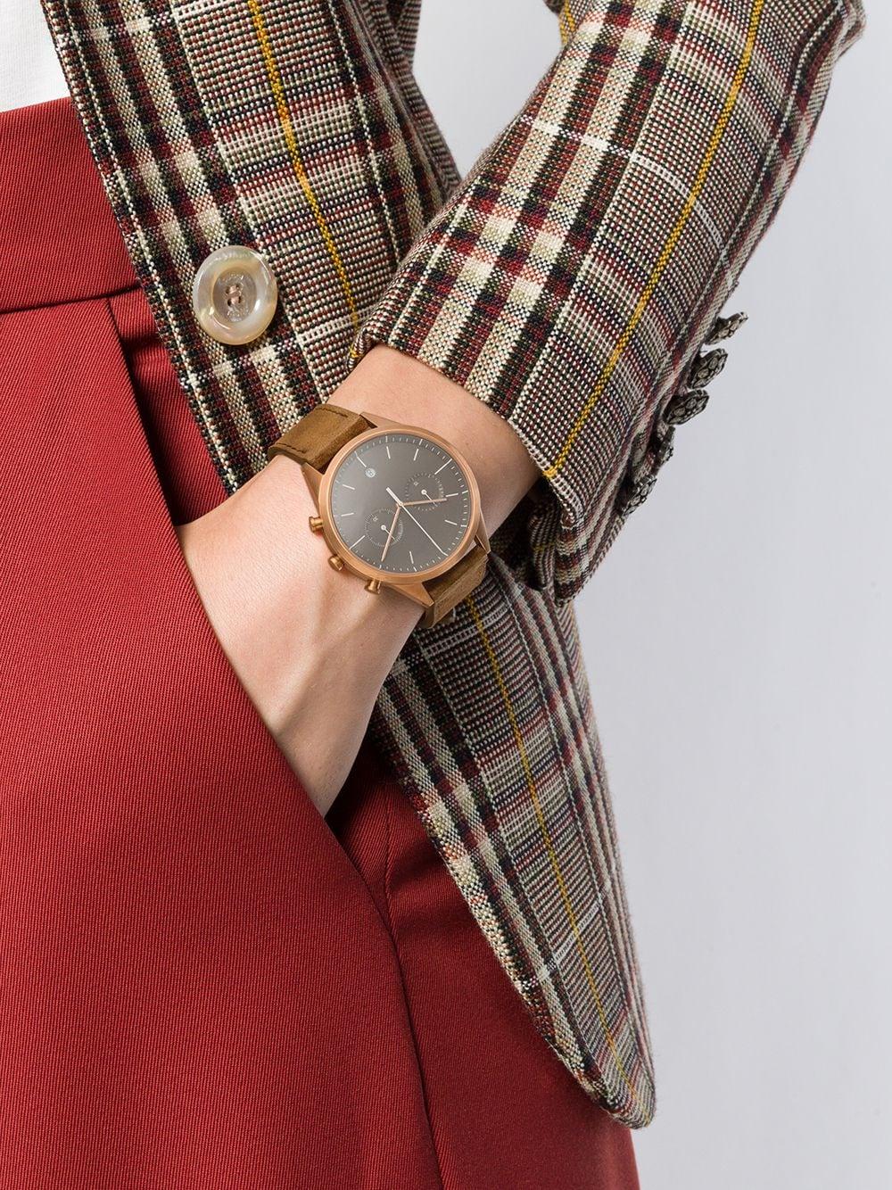 Uniform Wares   Uniform Wares часы 'C39 Chronograph'   Clouty