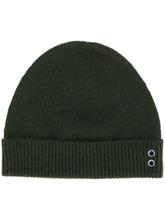 Фото трикотажная шапка-бини