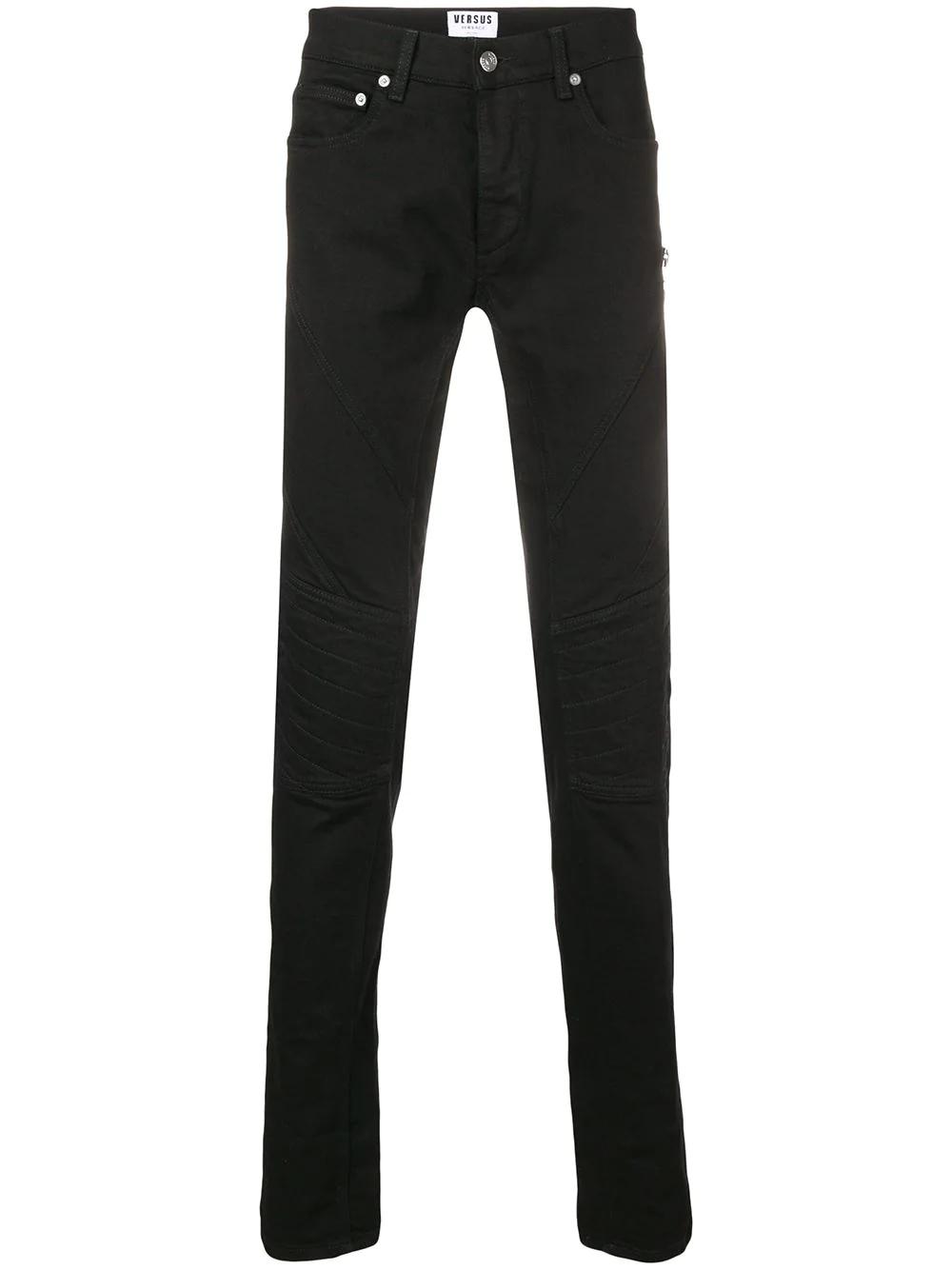Versus | джинсы кроя слим | Clouty