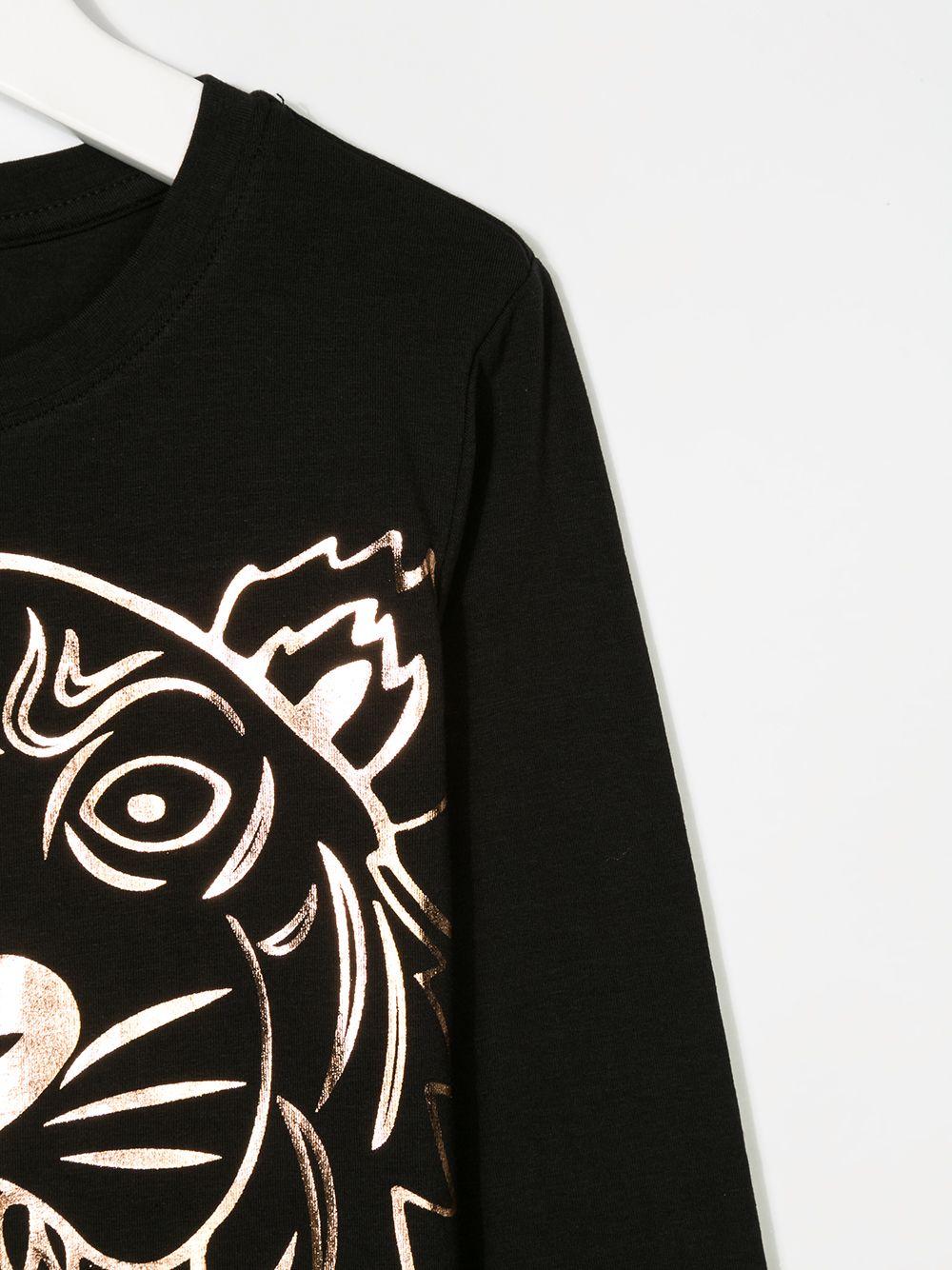 KENZO Kids | футболка с тигром | Clouty