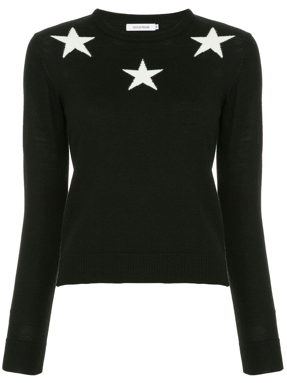 Guild Prime | свитер со звездами | Clouty